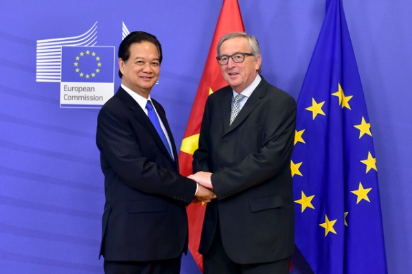 EU-VN Free Trade Agreement officially inked