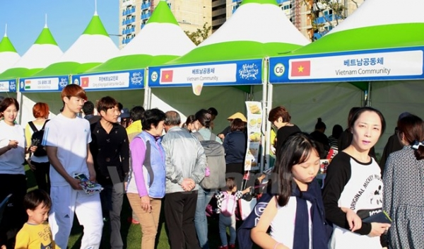 Viet Nam attends Global Gathering Festival in Busan