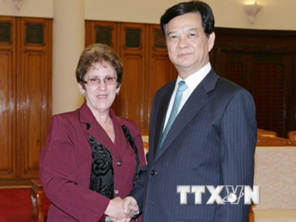 VN ready to help Cuba ensure food security