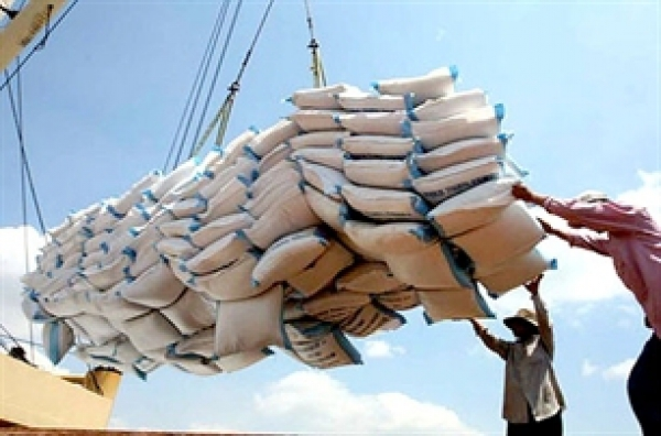 Over 5 million tonnes of rice exported in eight months