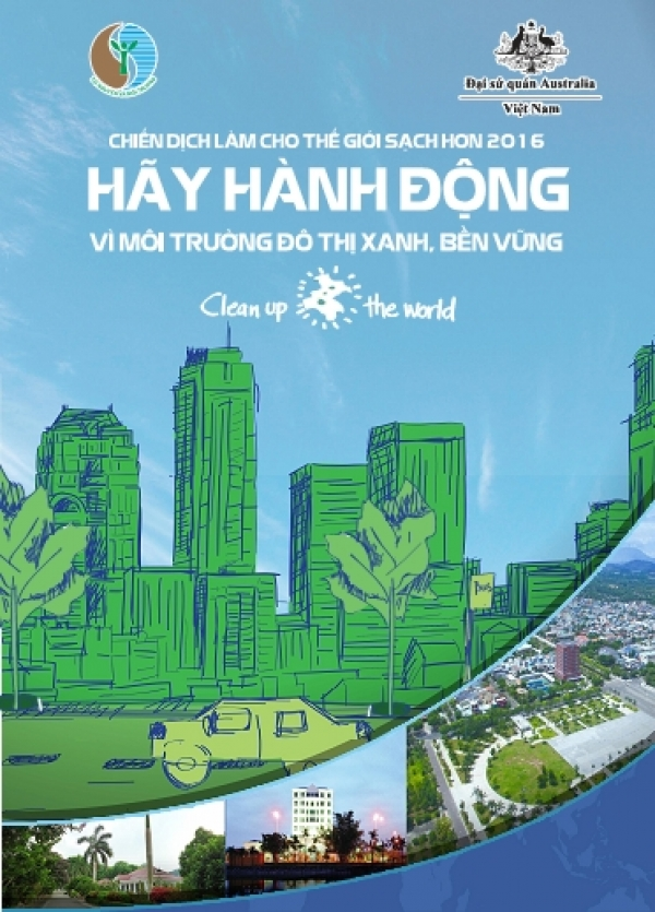 "Quang Nam to host ""Clean up the World""campaign"