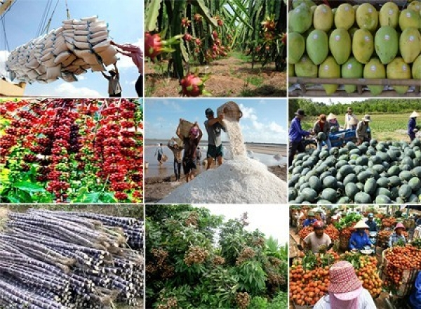 Agricultural exports fetch over US$2 billion in January