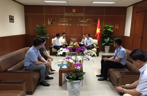 Promoting activities to connect Vietnam-China enterprises