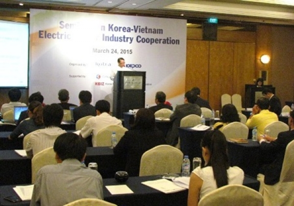 VN, Korea to bolster electrical synergy